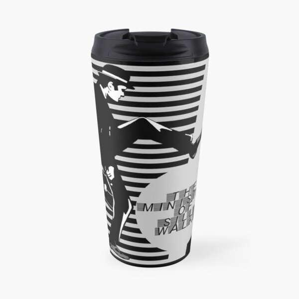 The Ministry of Silly Walks Travel Mug