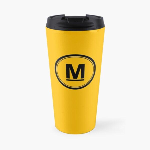 MAINCOIN Travel Mug