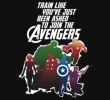 An Avenger in Training | Unisex Tank Top