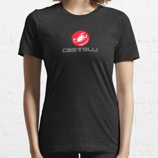 Appealing Castelli Design Essential T-Shirt