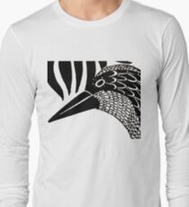 Bird art design Long Sleeve T-Shirt