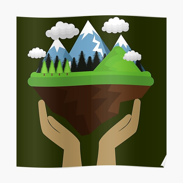 protect the environment Poster
