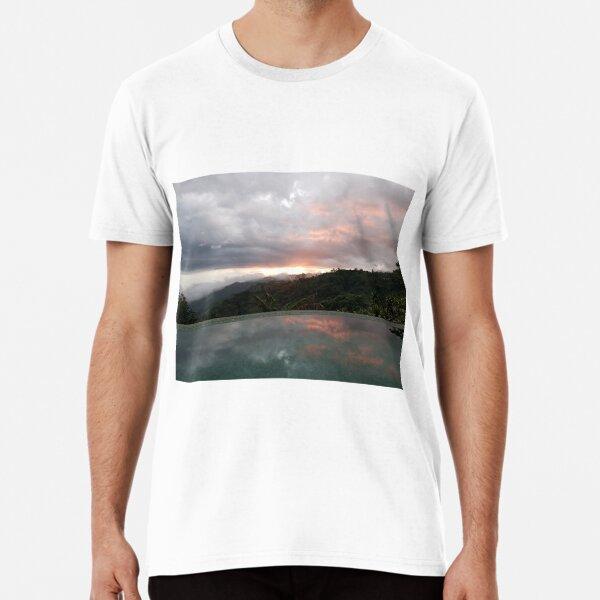 Sunset lovers dream Premium T-Shirt