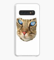 blue eyed cat Case/Skin for Samsung Galaxy