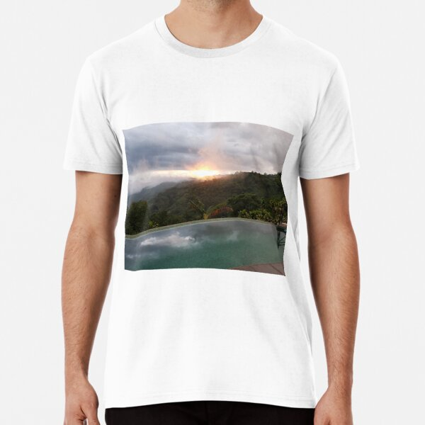 Costa Rica sunset #2 Premium T-Shirt