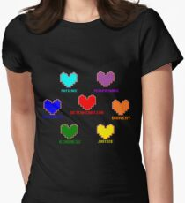 undertakes Women's Fitted T-Shirt