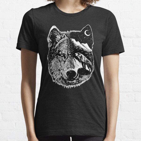 Night wolf Essential T-Shirt