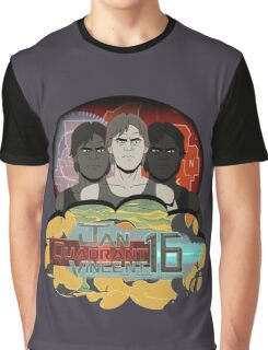 Jan Michael Vincent Graphic T-Shirt