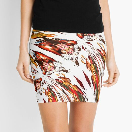 Don´t ask what it is Mini Skirt