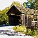 Covered Bridge by Mary Carol Story