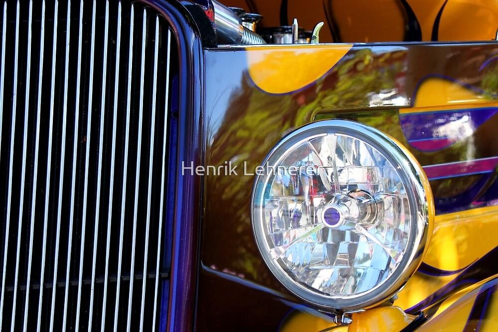 Hot Rod Show Car Light by Henrik Lehnerer