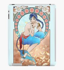 The blue magi iPad Case/Skin