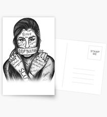 Postales Lauren Jauregui - Detener la intimidación
