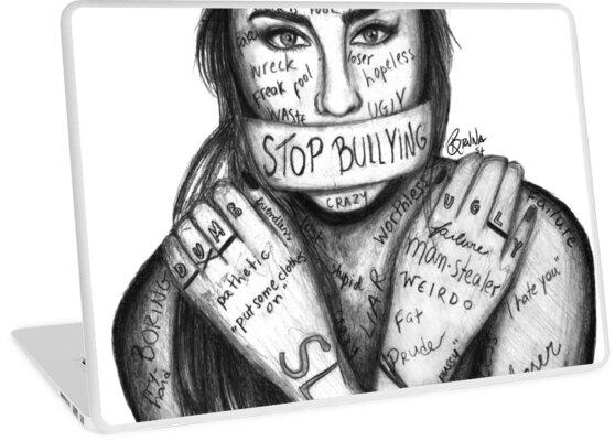 «Lauren Jauregui - Detener la intimidación» de brunatoledo