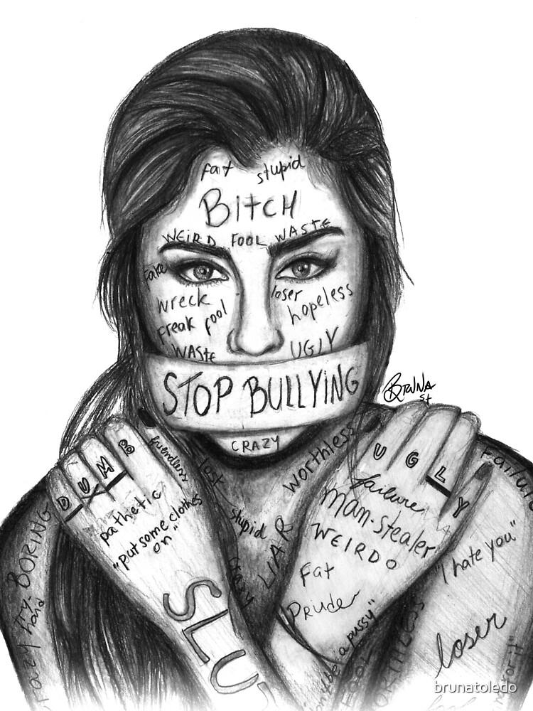 Lauren Jauregui - Detener la intimidación de brunatoledo