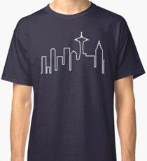 Seattle Skyline (Frasier) Classic T-Shirt