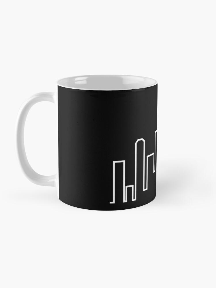 Alternate view of Seattle Skyline (Frasier) Mug