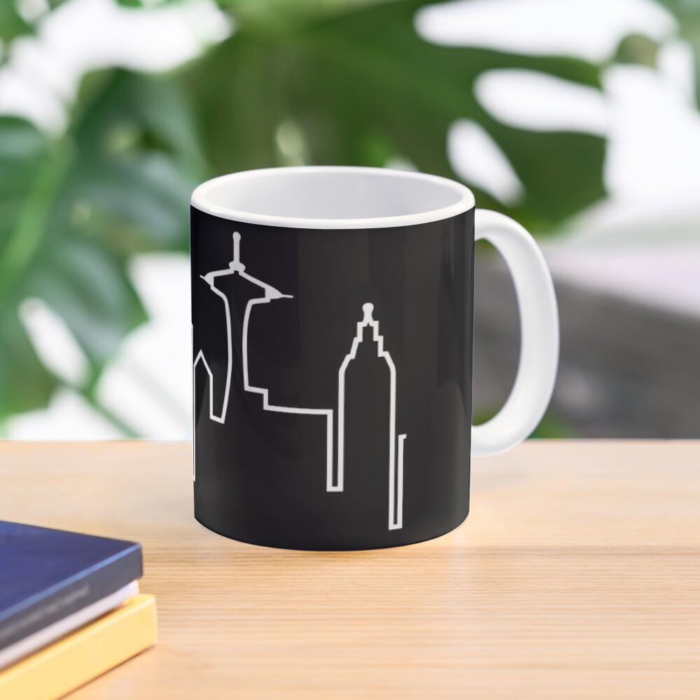 Seattle Skyline (Frasier) Mug