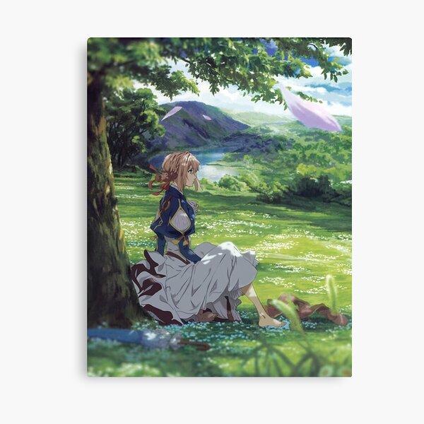 Violet Evergarden - beautiful Canvas Print