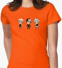 Soul Eater set Womens Fitted T-Shirt