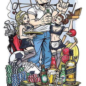 Bobby Bigness by BigBoysClub