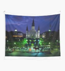 New Orleans Louisiana Wall Tapestry