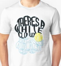 TFIOS Clouds (White/Black Items) T-Shirt