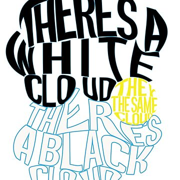 TFIOS Clouds (White/Black Items) by saycheese14