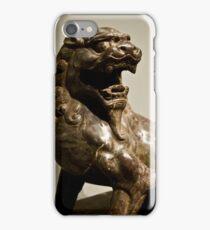 Singa iPhone Case/Skin