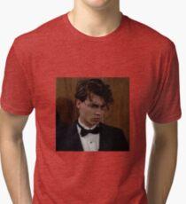 Johnny Depp Tri-blend T-Shirt