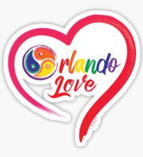 Kinky Orlando Love Sticker