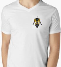 CL4P-TP Mens V-Neck T-Shirt