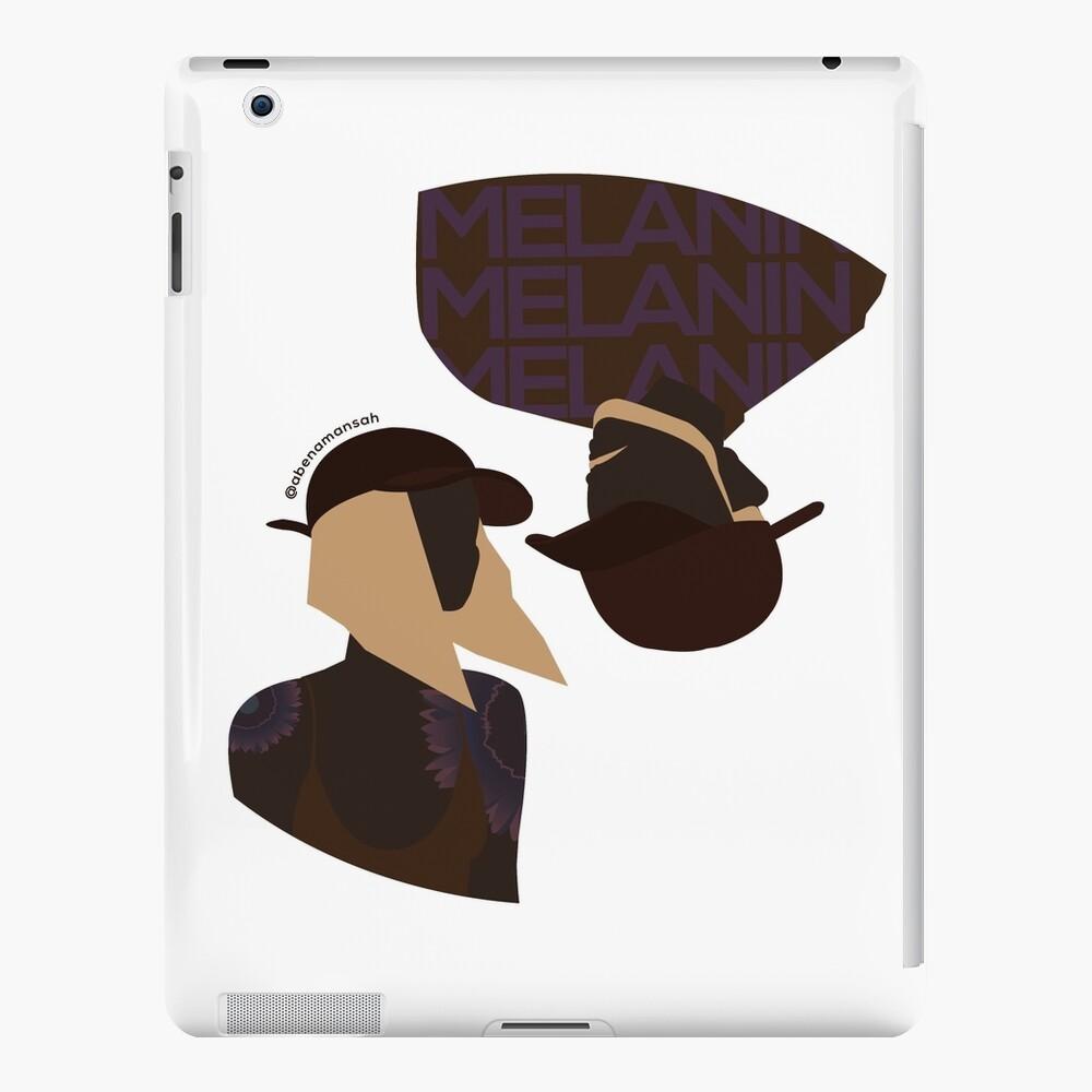 Melanin x2 iPad Snap Case