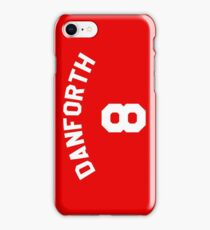 High School Musical: Danforth Jersey iPhone Case/Skin