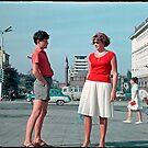 La storia della Mia Vita ! Sofia . Republic of Bulgaria. Anno Domini 1964. Andrzej Goszcz. by © Andrzej Goszcz,M.D. Ph.D