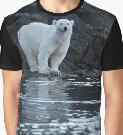 Ours polaire - Polar Bear Graphic T-Shirt