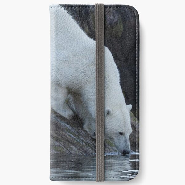 Ours polaire - Polar Bear iPhone Wallet