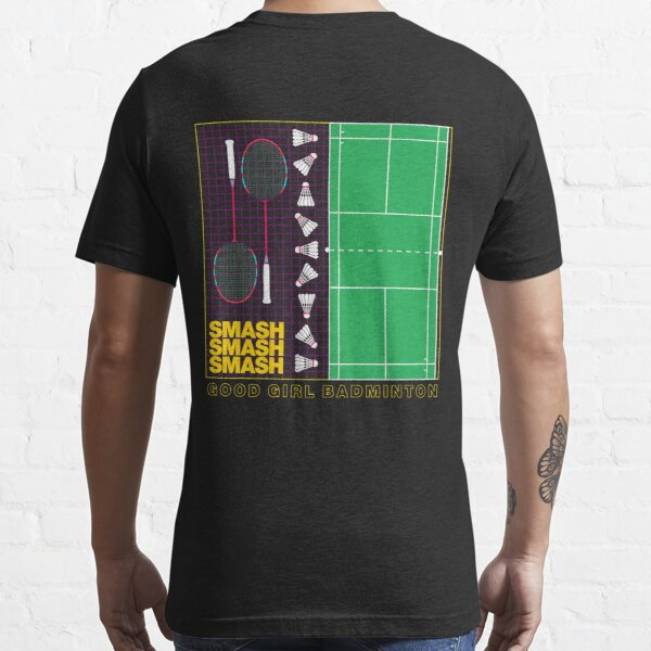 Good Girl Badminton - Let's Play Chapter 3 Essential T-Shirt
