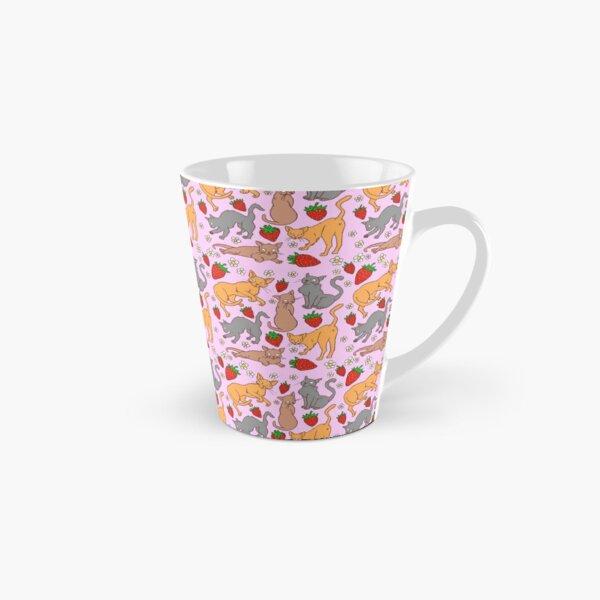 Strawberry Shorthairs Tall Mug
