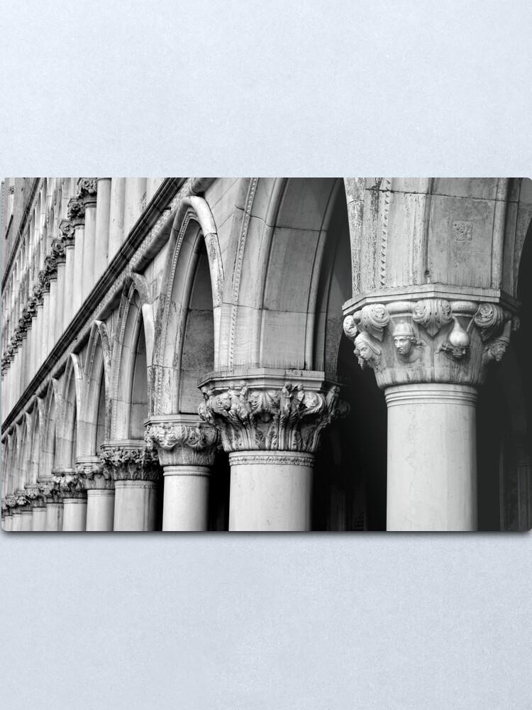 Alternate view of Palazzo Ducale Metal Print