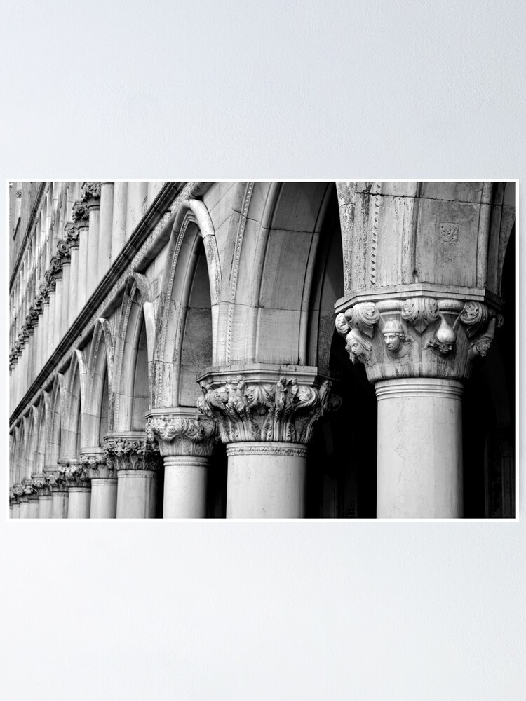 Alternate view of Palazzo Ducale Poster