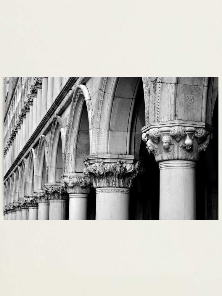 Alternate view of Palazzo Ducale Photographic Print