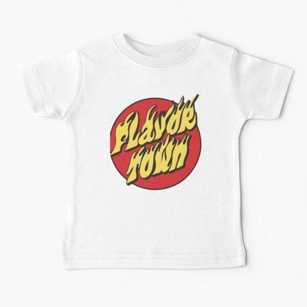Flavor Town Skater Tee - Guy Fieri Flavor Town Baby T-Shirt
