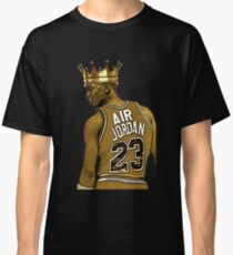 """Michael """"Air"""" Jordan - King Classic T-Shirt"""