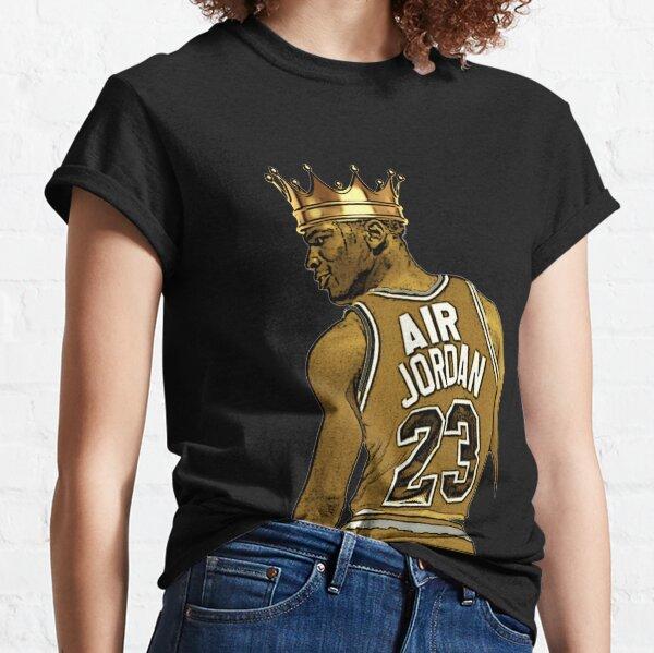 "Michael ""Air"" Jordan - King Camiseta clásica"