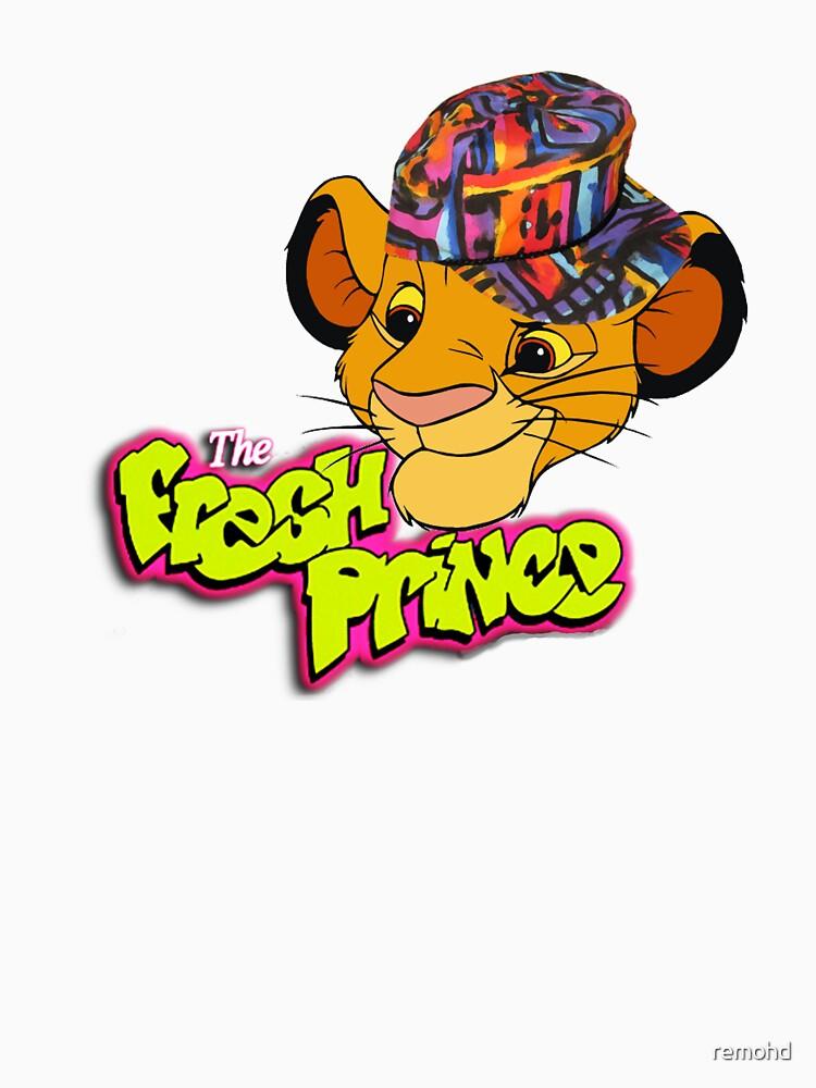 Fresh prince simba | Unisex T-Shirt