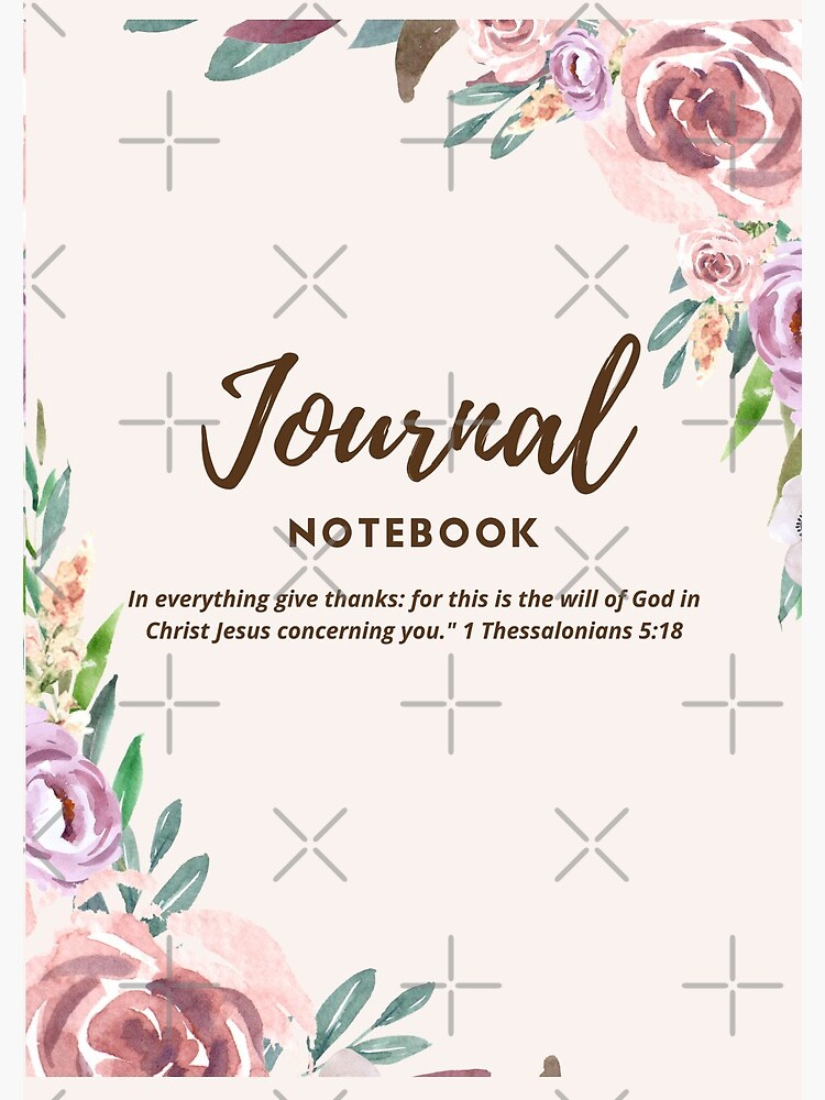 Floral Journal by SCT-Alfie