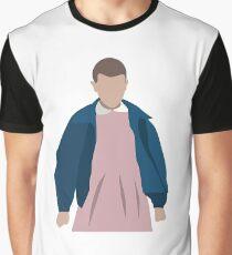 Stranger Things Eleven El Minimalist Graphic T-Shirt
