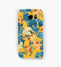 Summer Botanical Pattern Samsung Galaxy Case/Skin