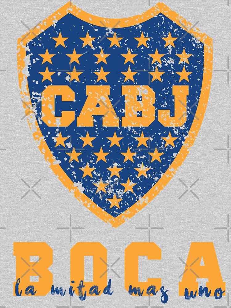 Boca Juniors, Argentina by mqdesigns13